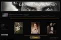 Un Site de Photographe : Laurent Yeghicheyan